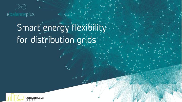 Smart energy flexibility for distribution grid